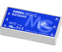 Cosel On-board type MGFS802405  3pcs