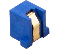 Mac8 Check terminals GHS-2.0-G-T-Blue  1reel