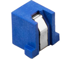 Mac8 Check terminals GHS-2.0-S-T-Blue  1reel