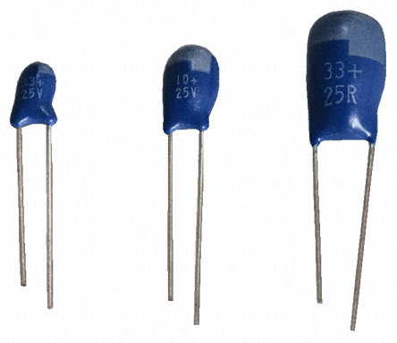 Matsuo Electric Tantalum capacitors 204M2502-226K4F  100pcs