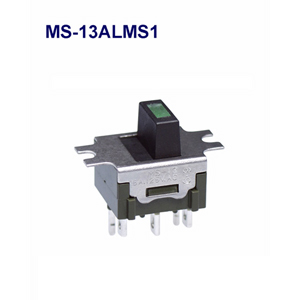 NKK Switches Slide switches MS-13ALMS1  30pcs