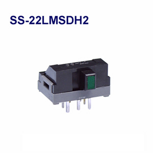 NKK Switches Slide switches SS-22LMSDH2  50pcs