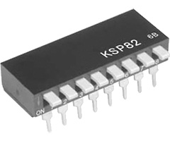 Otax Slide switches KSP42  350pc